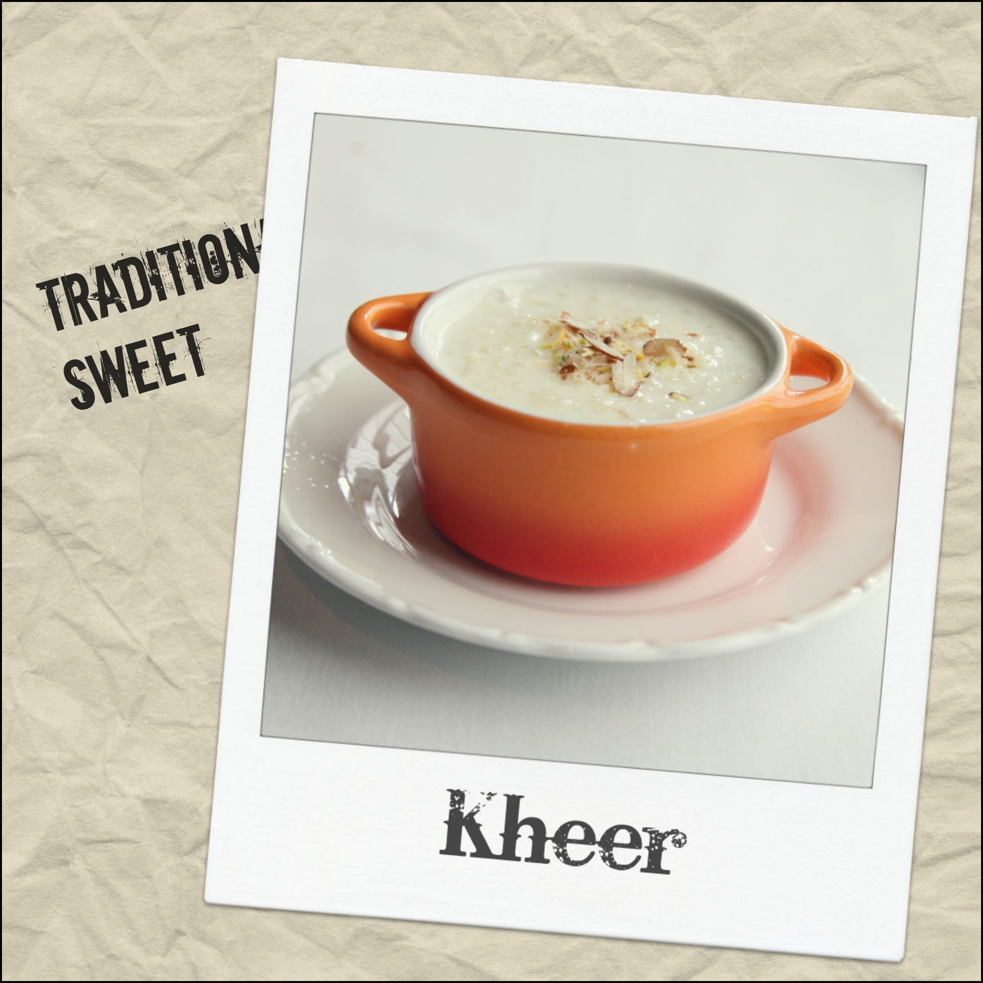 Kheer! Το παραδοσιακό ινδικό γλυκό