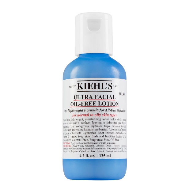 1 | Kiehl's Ultra Facial Oil Free Lotion