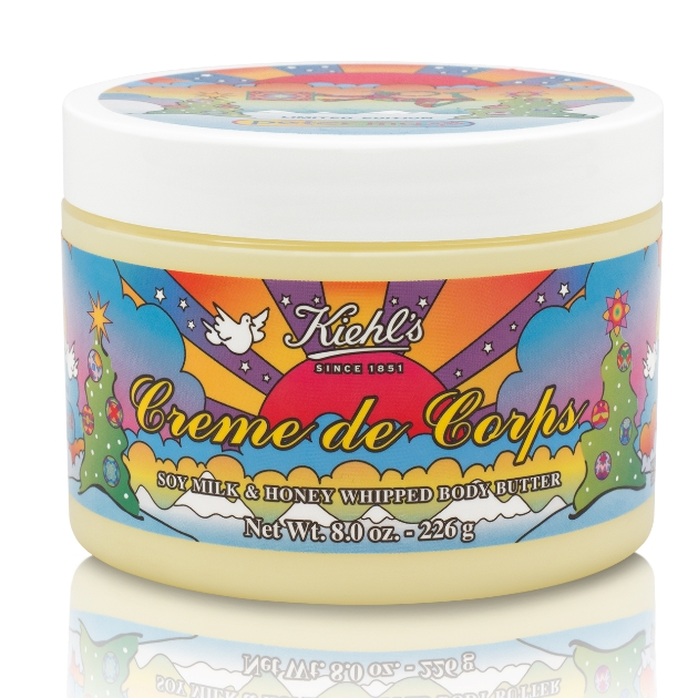 7 | Kiehl's Creme de Corps Whipped Body Butter