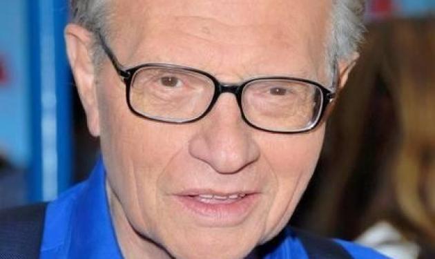 H τελευταία εκπομπή του Larry King! To τέλος μίας εποχής. | tlife.gr