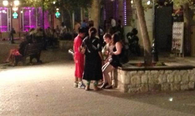 Χανιά: Έτσι ξαφρίζουν ανυποψίαστους τουρίστες!