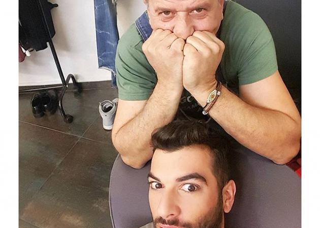 Κώστας Κόκλας: Τον επισκέφτηκε στο νοσοκομείο η αδερφή του και ο Μάνος Ιωάννου! Φωτό | tlife.gr