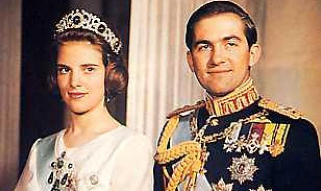 Ο πρώτος βασιλικός γάμος που έγινε στην Ελλάδα!