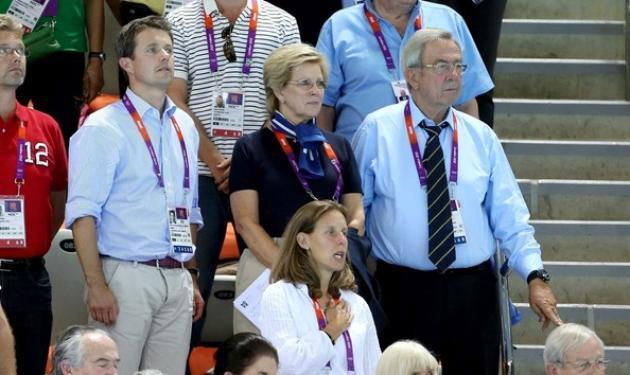 Κωνσταντίνος – Άννα Μαρία: Στις κερκίδες των Ολυμπιακών Αγώνων του Λονδίνου! | tlife.gr