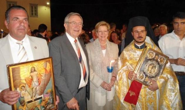 Κωνσταντίνος – Άννα Μαρία: Πέρασαν το Πάσχα στις Σπέτσες! Φωτογραφίες | tlife.gr
