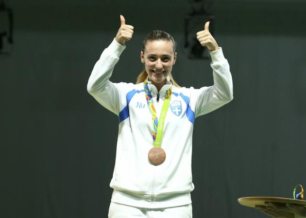 Άννα Κορακάκη: Το κορίτσι που μας έκανε περήφανους και κέρδισε το πρώτο μετάλλιο για την Ελλάδα στους Ολυμπιακούς του Ριο! | tlife.gr