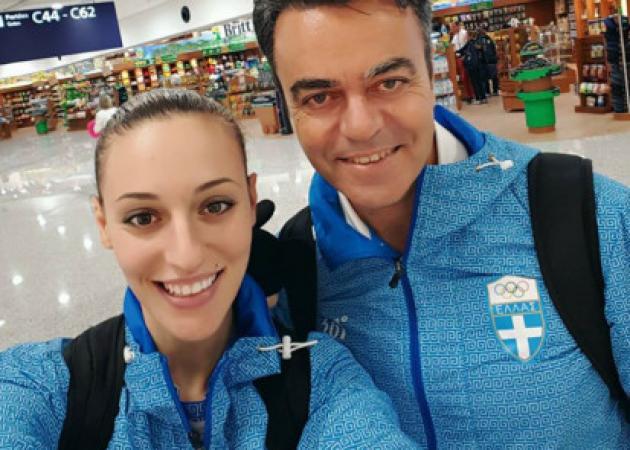 Άννα Κορακάκη: Με χαμόγελα και δυο μετάλλια άφησε το Ρίο και επιστρέφει στην Ελλάδα – Θα την υποδεχτούν… δυο αεροδρόμια | tlife.gr