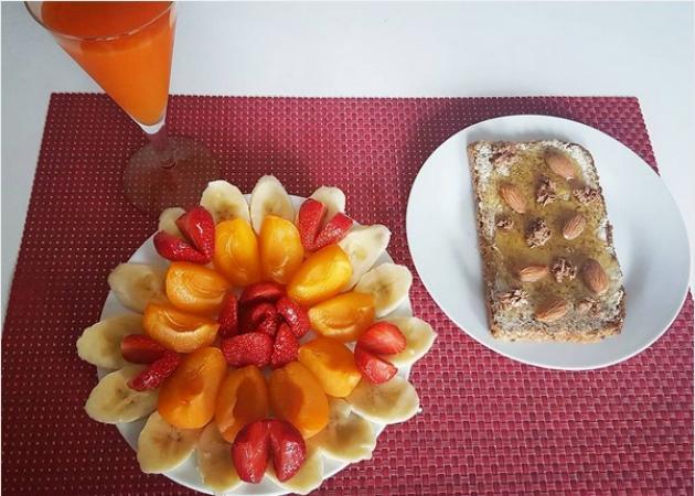 Ποια Ολυμπιονίκης απολαμβάνει αυτό το θρεπτικό πρωινό; | tlife.gr