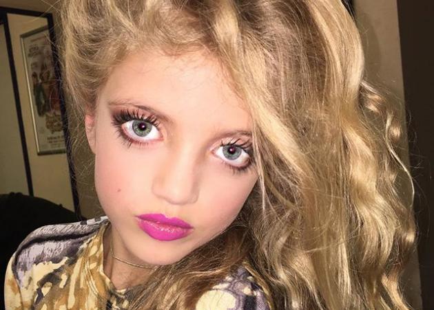 Katie Price: Χαμός με τις εμφανίσεις της 8χρονης κόρης της με έντονο μακιγιάζ! Φωτογραφίες και βίντεο
