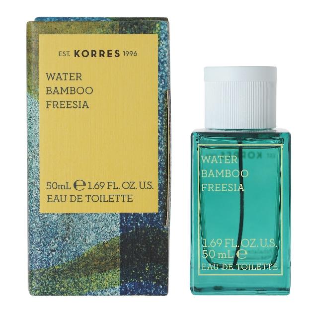 2 | Korres Water Bamboo & Frezia edt