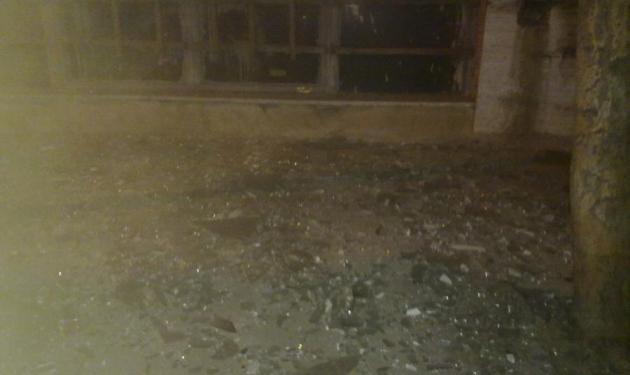 Έκρηξη με μήνυμα  έξω από τις φυλακές Κορυδαλλού! | tlife.gr