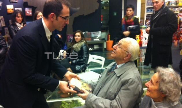 Κ. Κρομμύδας: Περιοδεία στις ελληνικές πόλεις και η έκπληξη που τον περίμενε στη Θεσσαλονίκη! | tlife.gr