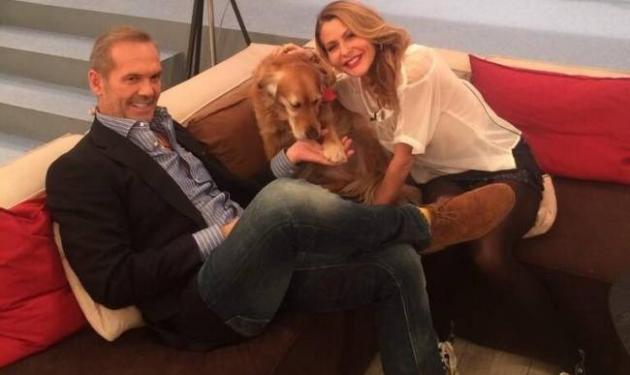 Πέτρος Κωστόπουλος – Τζένη Μπαλατσινού: Ο έρωτας και οι τρυφερές φωτογραφίες, πριν το χωρισμό!
