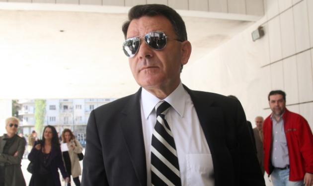 Θύμα κλοπής ο Αλέξης Κούγιας.