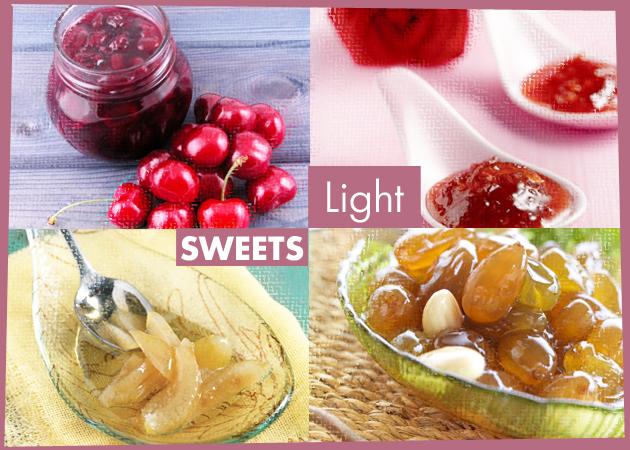Συνταγές για γλυκά του κουταλιού! Έχουν λίγες θερμίδες και μειώνουν την αποθήκευση λίπους