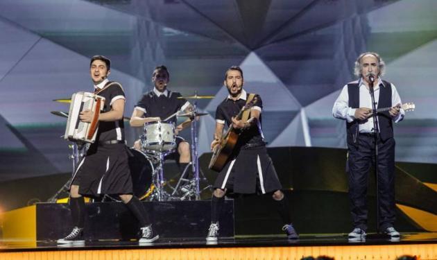 Eurovision 2013: Σε ποια θέση δίνουν τα στοιχήματα την Ελλάδα;
