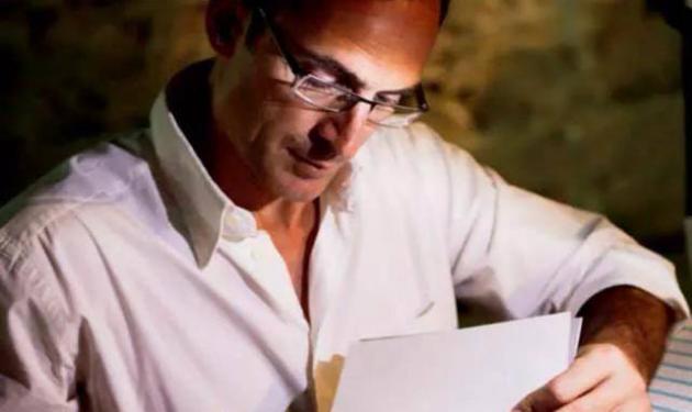 Κώστας Κρομμύδας: Η έκπληξη που τον περίμενε για το νέο του βιβλίο! | tlife.gr