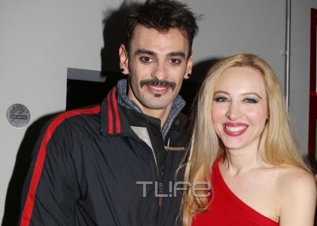 Φαίη Ξυλά – Κωνσταντίνος Γιαννακόπουλος: Μαζί στη σκηνή, 7 μήνες μετά τη γέννηση του γιου τους!