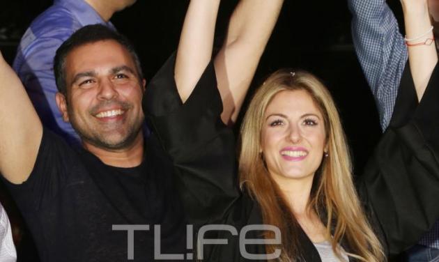 Eurovision 2015: Η Μαρία Έλενα Κυριάκου και ο Ευθύβουλος Θεοχάρους συμπληρώνουν έναν χρόνο σχέσης; | tlife.gr