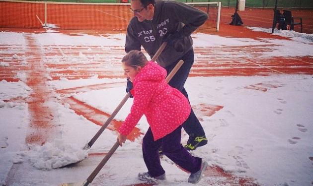 Κώστας Κρομμύδας: Η κόρη του έγινε η βοηθός του! | tlife.gr