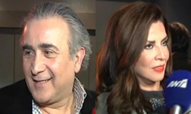 Όταν ο Λαζόπουλος συναντήθηκε με τη Μιμή Ντενίση! Βίντεο