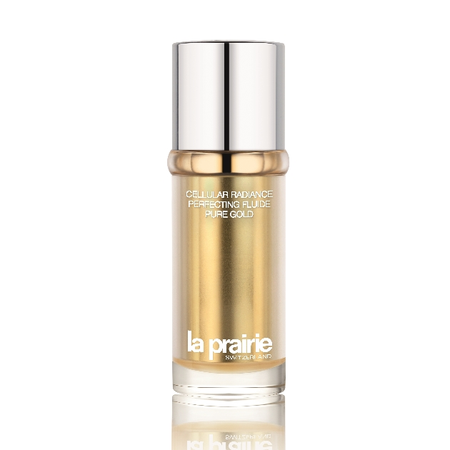 1 | Cellular Radiance Perfecting Fluide Pure Gold