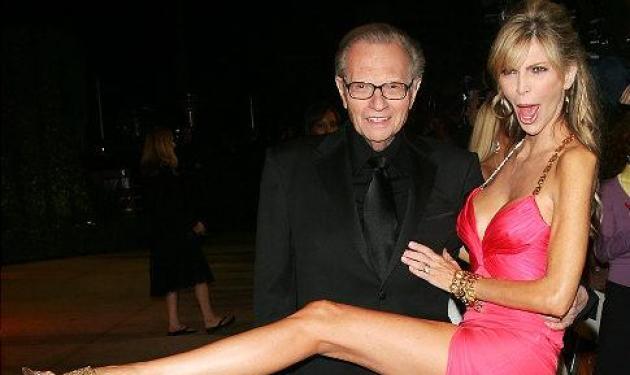 Δεν χωρίζει ο Larry King! | tlife.gr
