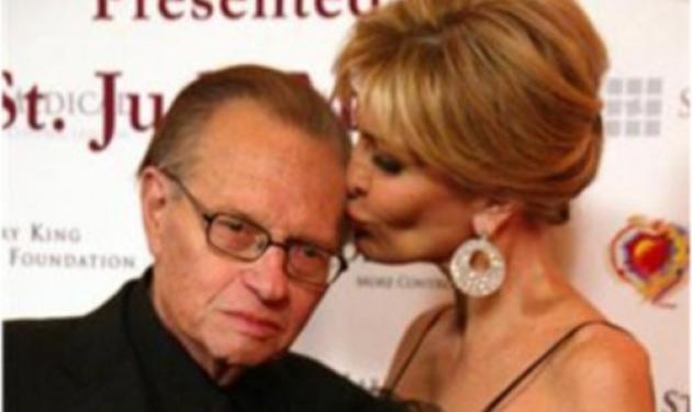 Βρέθηκε σημείωμα αυτοκτονίας της γυναίκας του Larry King! | tlife.gr