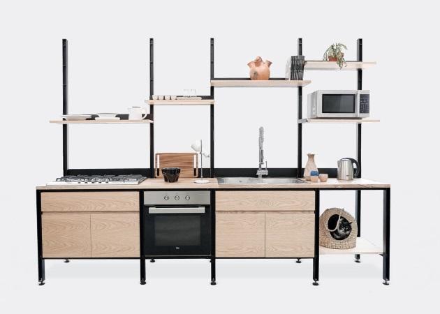 Latifolia: Η urban κουζίνα που προσαρμόζεται στις ανάγκες σου