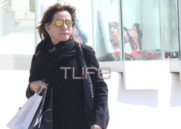 Μαριάννα Λάτση: Βόλτες και ψώνια στη Μύκονο! | tlife.gr