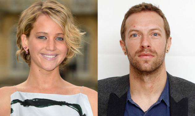 Jennifer Lawrence – Chris Martin: Ρομαντικό δείπνο για δύο