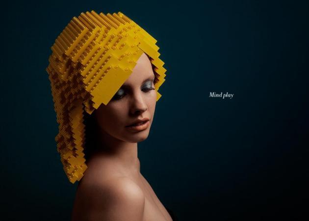 Μαλλιά από Lego! Κι όμως υπάρχουν! | tlife.gr