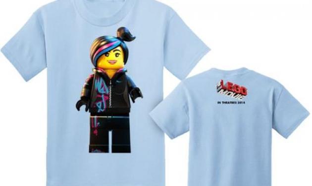 Οι νικητές που κέρδισαν τα 10 tshirts με τους ήρωες της ταινίας Lego! | tlife.gr