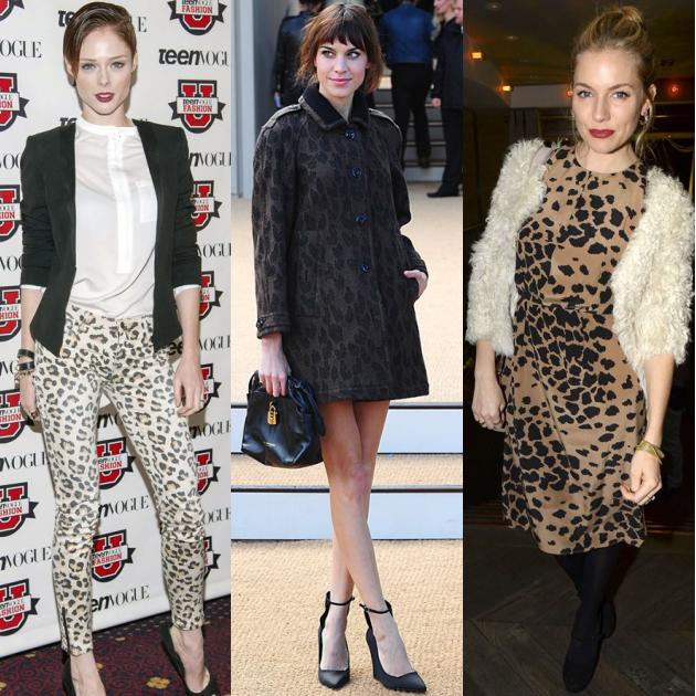 Oι stars επιλέγουν leopard prints! | tlife.gr