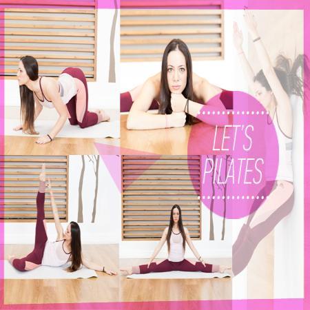 1   Πάμε για Pilates! Ασκήσεις για να γυμνάσεις όλο το σώμα από τη Μάντη Περσάκη