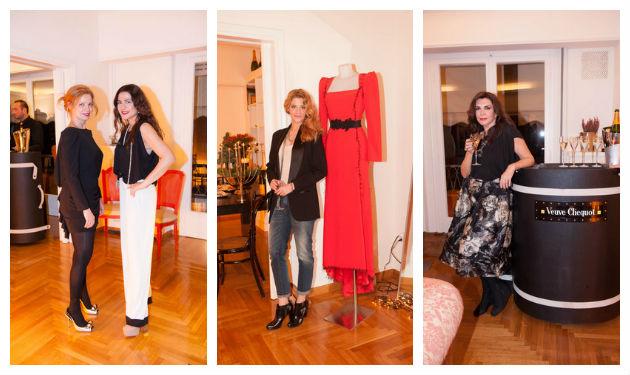 Οι αγαπημένες σου celebrities βρέθηκαν στο νέο ατελιέ γνωστής σχεδιάστριας! Φωτογραφίες | tlife.gr