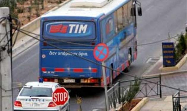 «Άρπαξαν» ολόκληρο λεωφορείο στη Θεσσαλονίκη – Όμηροι 40 έμποροι! | tlife.gr