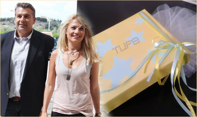 Φαίη Σκορδά – Γιώργος Λιάγκας: Το TLIFE σου παρουσιάζει τις πρωτότυπες μπομπονιέρες του μικρού Δημήτρη! | tlife.gr