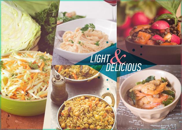 Light συνταγές! 5 πιάτα που δεν ξεπερνούν τις 300 θερμίδες… | tlife.gr