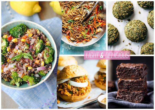 Νηστεία: Γευστικές και light συνταγές με λιγότερο από 300 θερμίδες