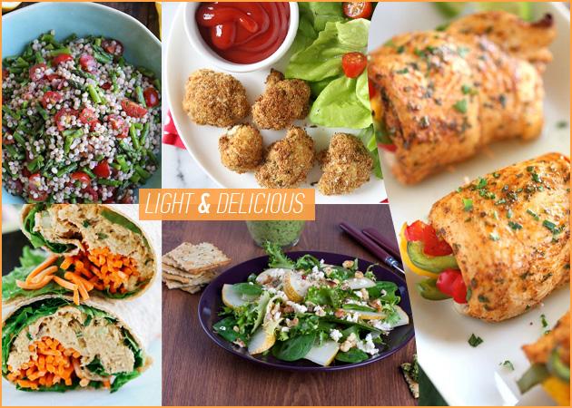 f9dee46a7ae7 Βραδινό για δίαιτα  Απολαυστικές συνταγές με λίγες θερμίδες - TLIFE