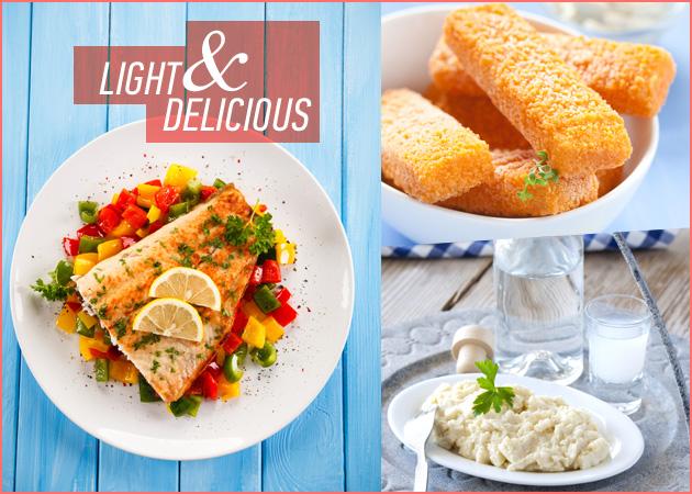 Light συνταγές με μπακαλιάρο: Απόλαυσε την 25η Μαρτίου χωρίς το άγχος των θερμίδων