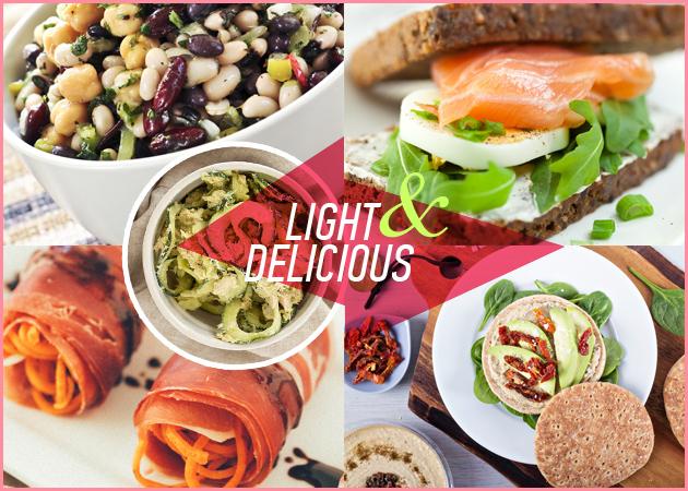 Γρήγορες, εύκολες και light συνταγές με λιγότερες από 300 θερμίδες! | tlife.gr