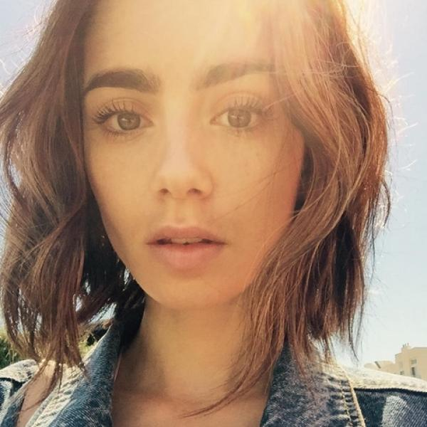 18 | Lily Collins
