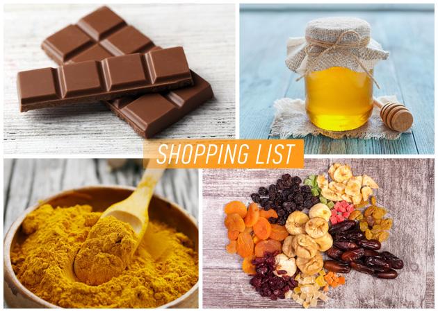 ΑΔΥΝΑΤΙΣΜΑ: 10 τροφές που πρέπει να συμπεριλάβεις στη διατροφή σου