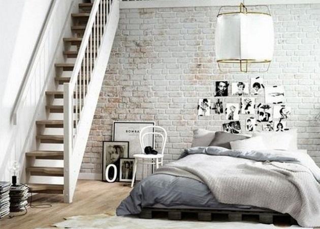 """Φάκελος """"Υπνοδωμάτιο"""": Πώς να διακοσμήσεις το υπνοδωμάτιό σου αν θέλεις να μοιάζει με loft του Manhattan"""