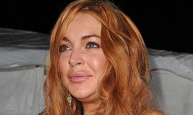 Αγνώριστη η Lindsay Lohan! Δες φωτογραφίες