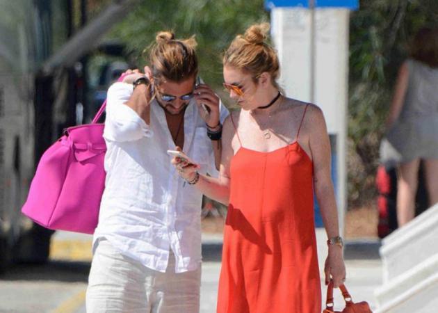 Ξέσπασε ο Ντένης Παπαγεωργίου – Τι αποκάλυψε για το συμβόλαιό του με την Lindsay Lohan! | tlife.gr