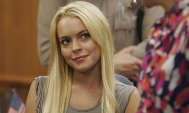 Ελεύθερη η Lindsay Lohan – Σήμερα επιστρέφει σπίτι της!