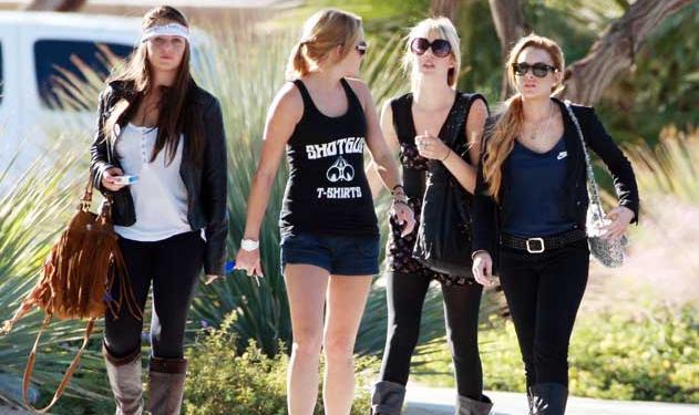 Η Lindsay Lohan επιστρέφει στην κανονική ζωή!